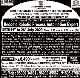 Become Robotic Process Automation Expert