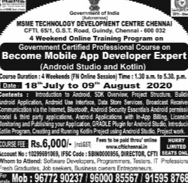 Become Mobile App Developer Expert